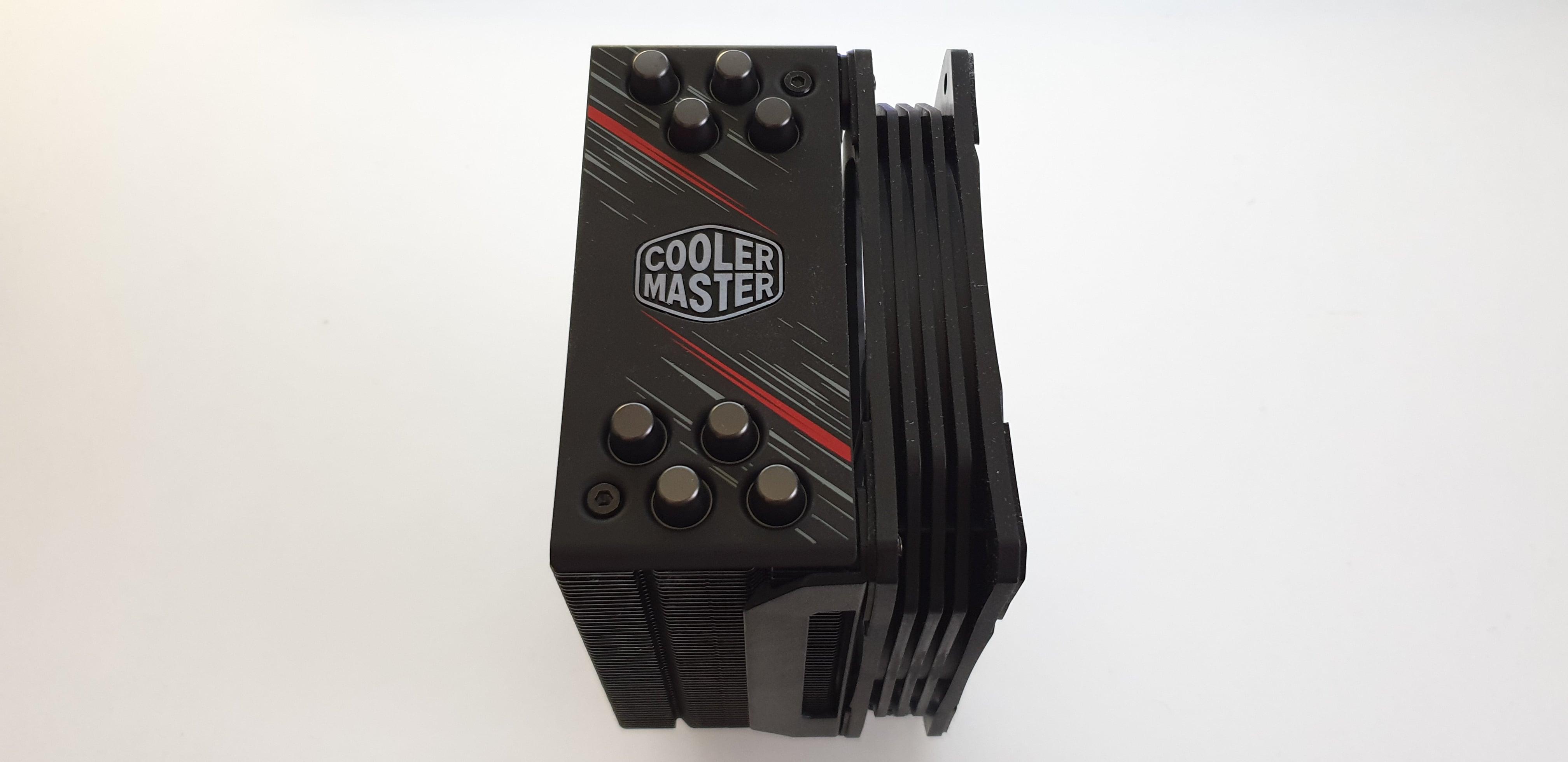 Testujemy cooler dla CPU - Cooler Master Hyper 212 RGB Phantom Gaming Edition. Warto? 26