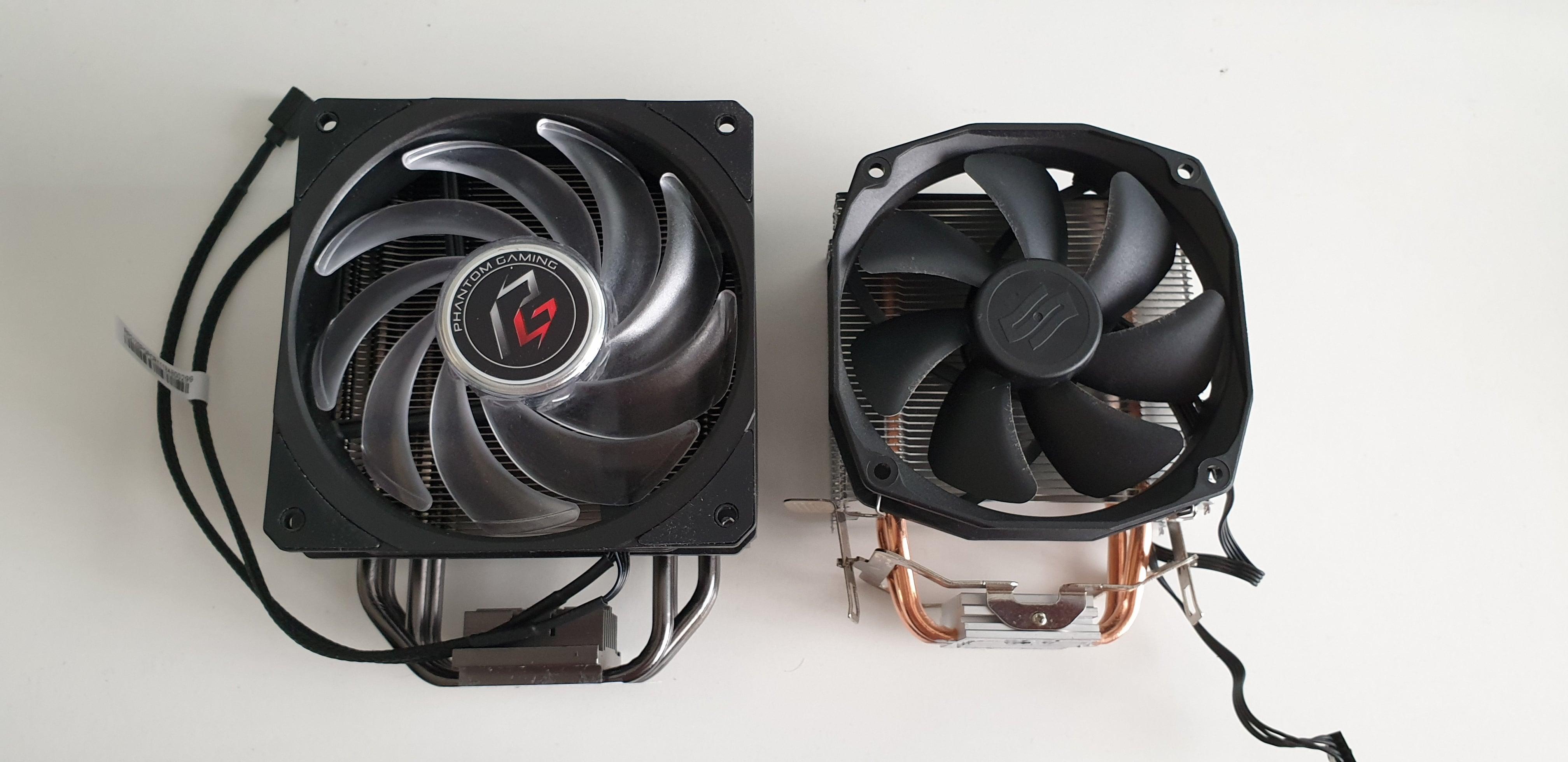 Testujemy cooler dla CPU - Cooler Master Hyper 212 RGB Phantom Gaming Edition. Warto? 30