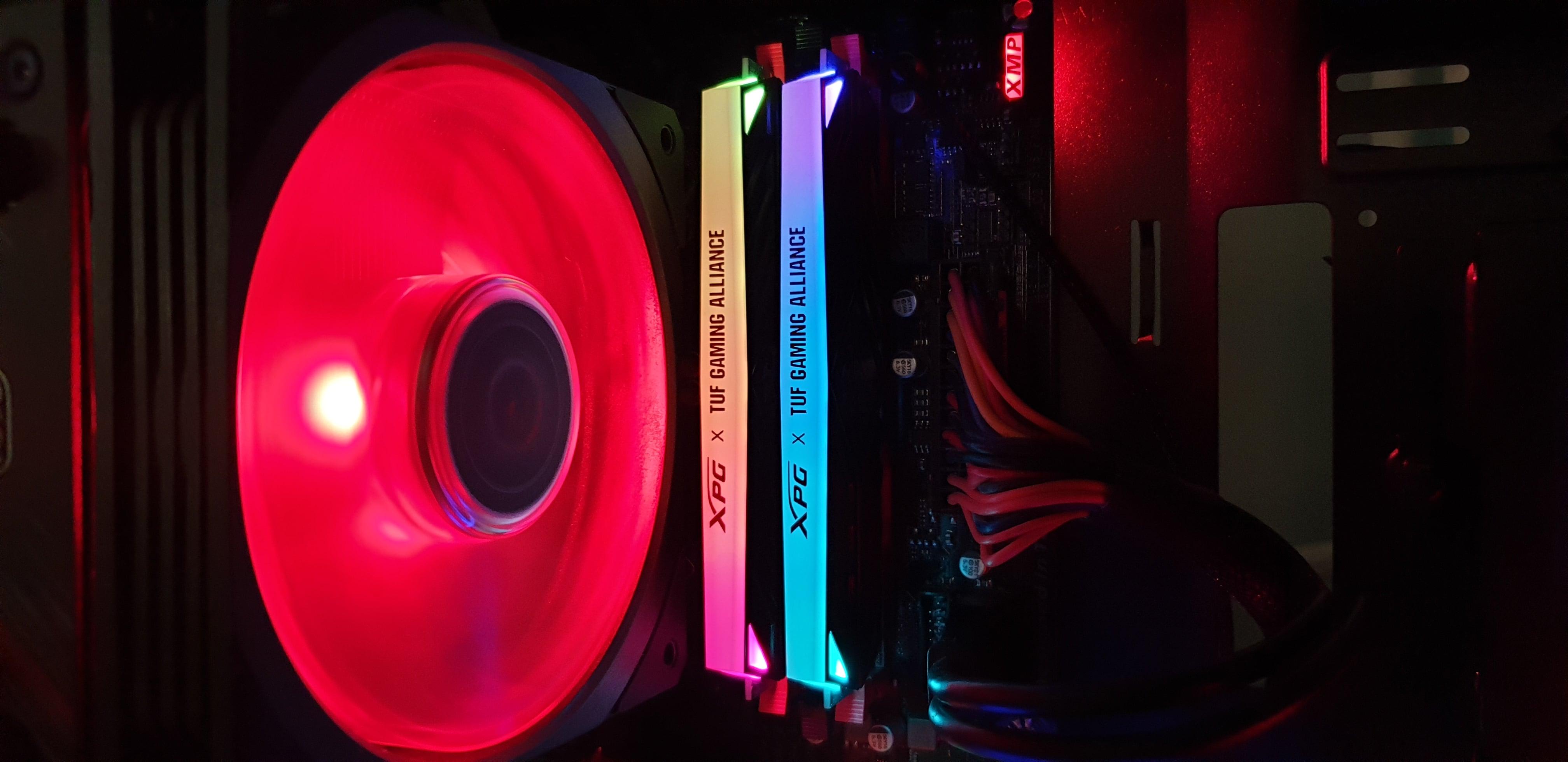 ADATA XPG Spectrix D60G - recenzja RGB z wydajnym RAM-em w komplecie 35