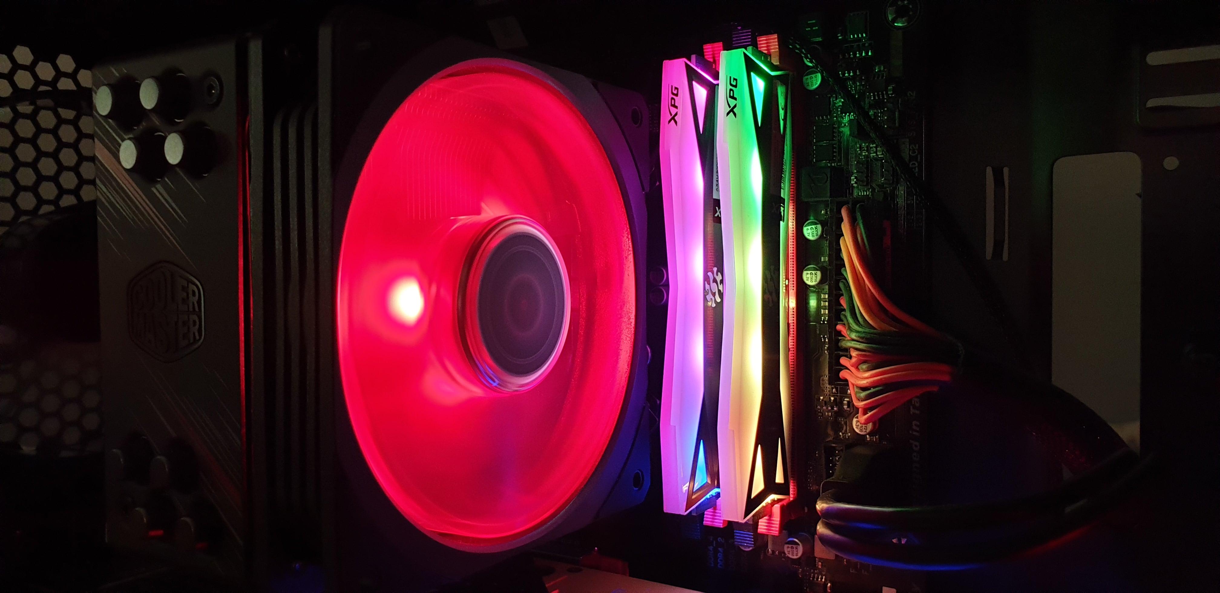 ADATA XPG Spectrix D60G - recenzja RGB z wydajnym RAM-em w komplecie 36