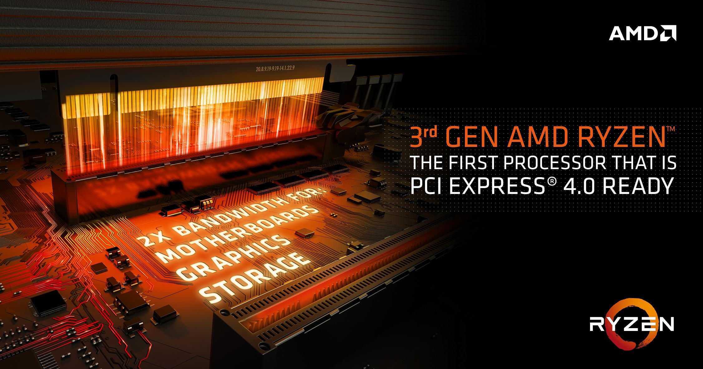 X570 - nowy chipset AMD dla Ryzenów 3000. W końcu pełna obsługa PCI-E 4.0! 26
