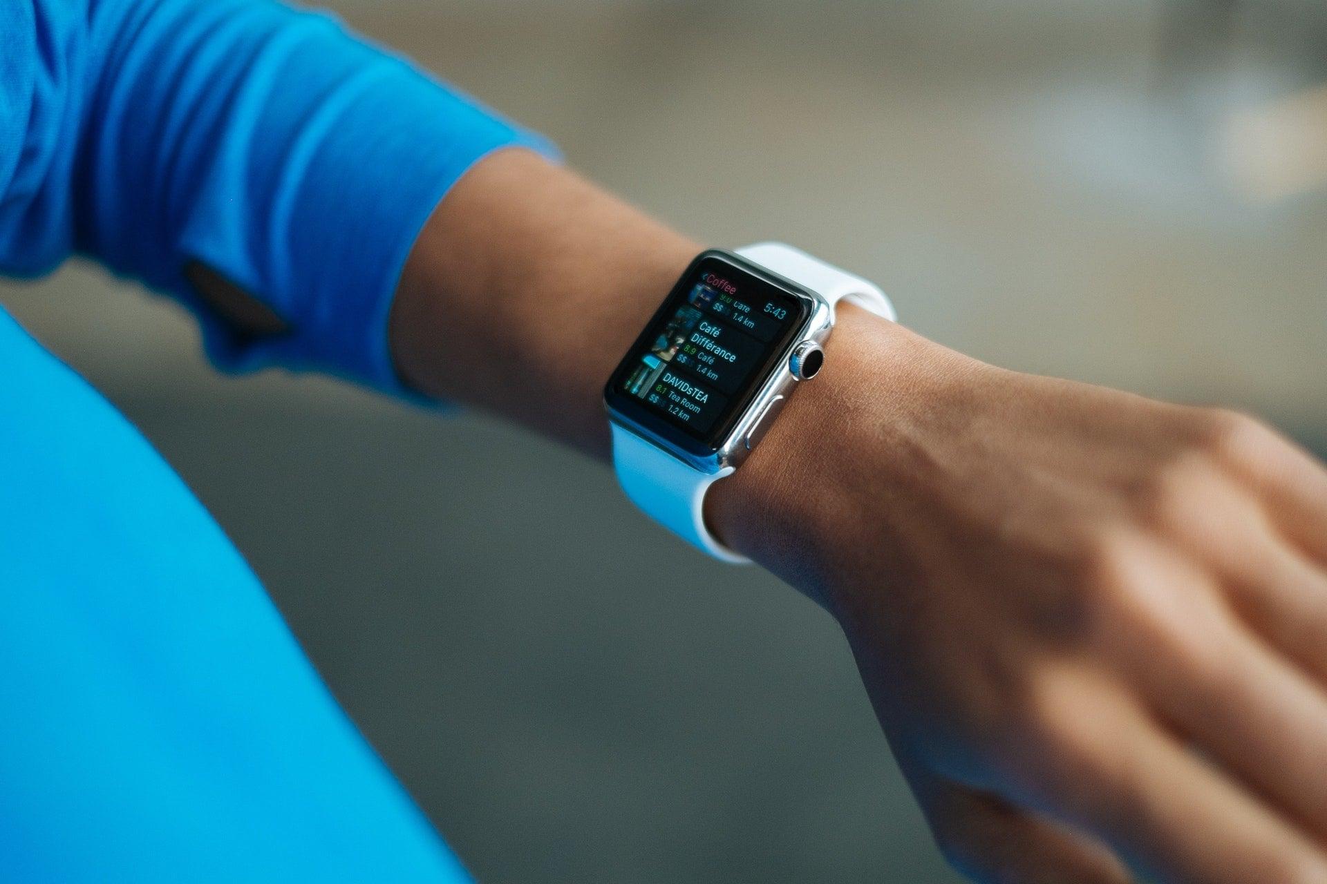 Apple Watch najpopularniejszym smartwatchem. Sprzedaż jestimponująca 21