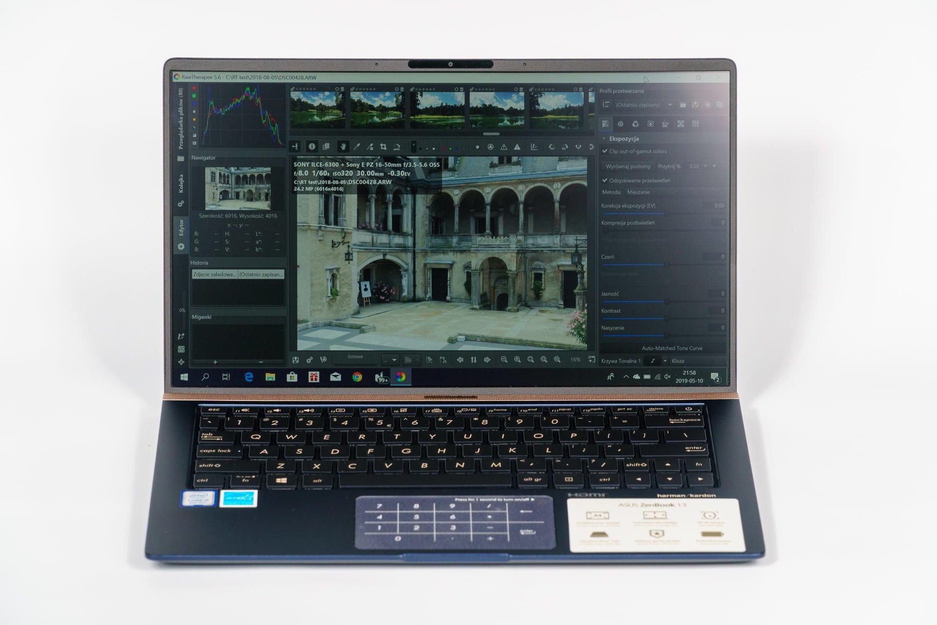 Asus Zenbook UX333FA - bardzo poręczny i ładny ultrabook (recenzja) 20