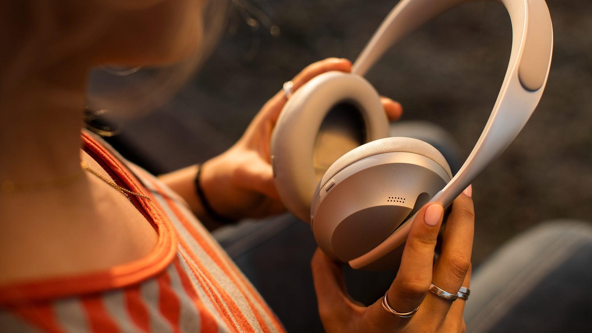Bose zapowiada całkiem nową linię słuchawek z redukcją szumów 18