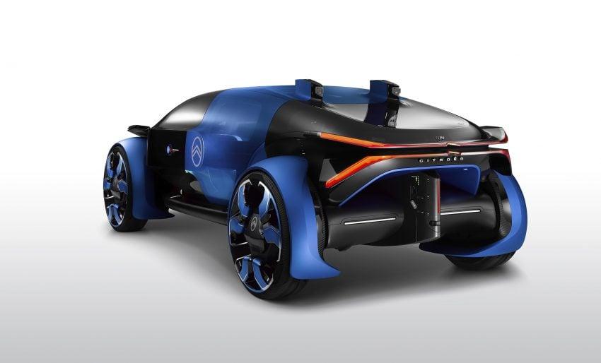 Citroen 19_19 – przyszłość motoryzacji według Francuzów
