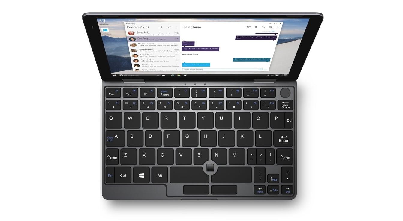 laptop Chuwi MiniBook