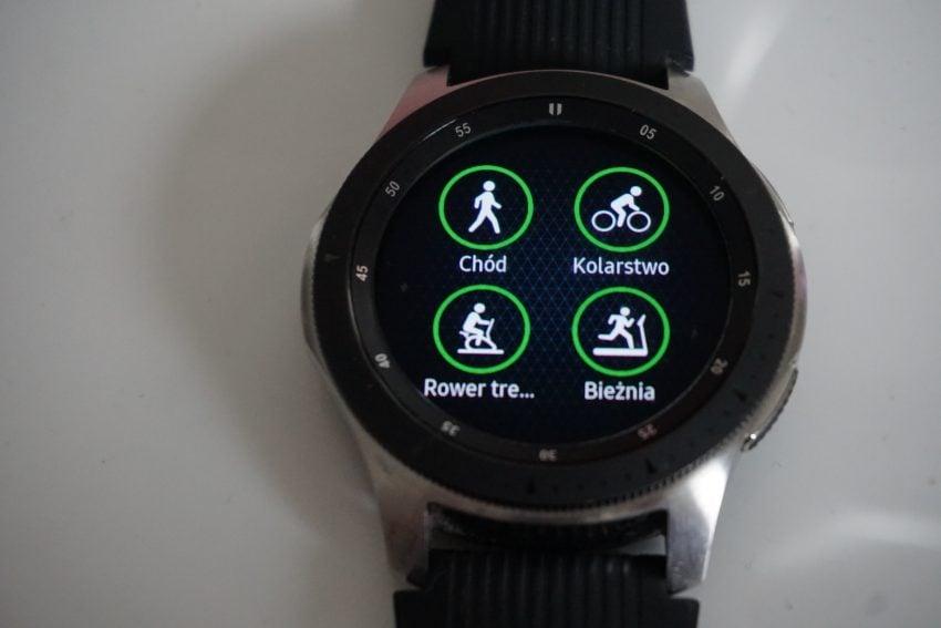 One UI dostępne na zegarki Samsunga. Jak Galaxy Watch działa po aktualizacji? 22