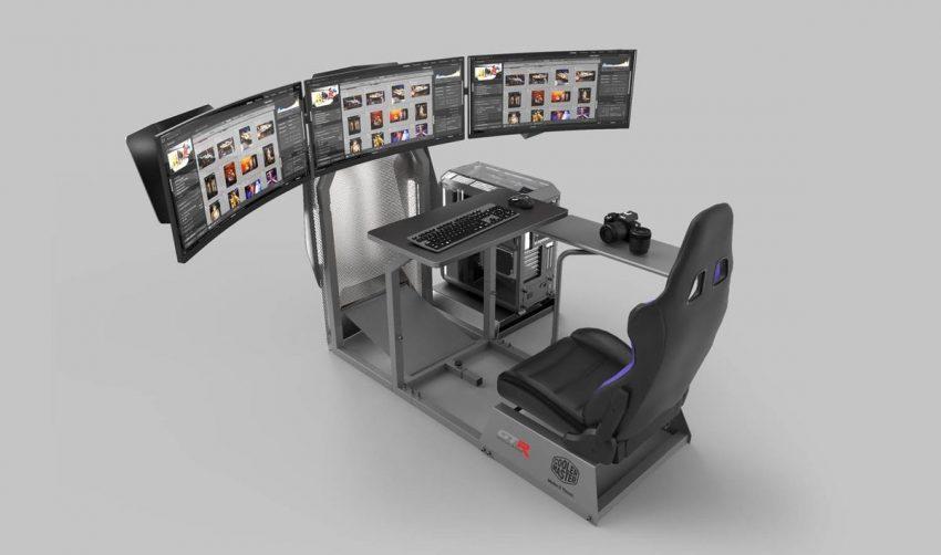 Cooler Master na targach Computex 2019 - obudowy, zasilacze i peryferia
