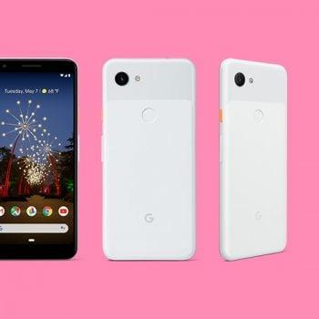 Google uderza w średnią półkę - smartfony Pixel 3a i Pixel 3a XL oficjalnie