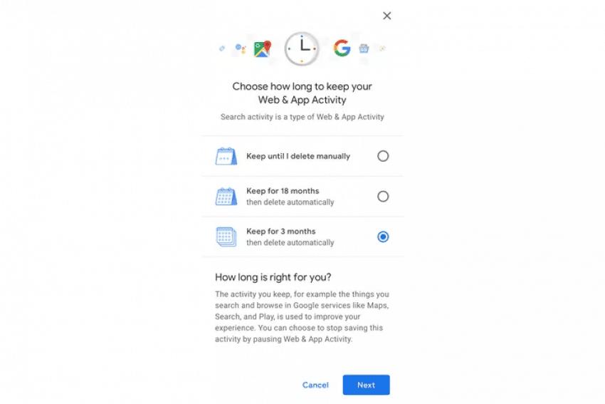 Automatyczne usuwanie danych dotyczących lokalizacji już wkrótce w Google