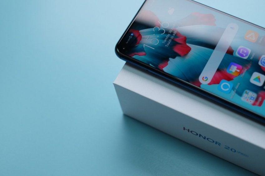 smartfon Honor 20 Pro