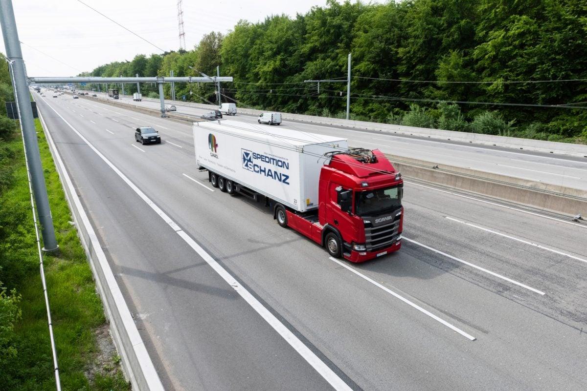 Elektryczne autostrady już są testowane w Niemczech. Docelowo mają mieć łącznie 1000 km