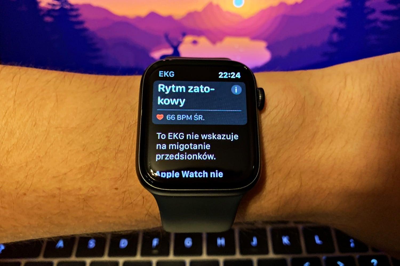 Apple Watch wreszcie z EKG w Polsce. Oto, jak włączyć nowąfunkcję