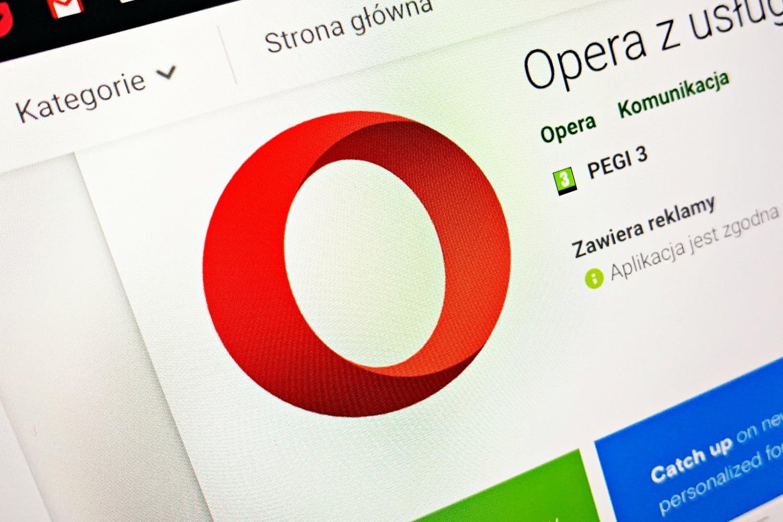 Opera 57 na Androida już dostępna. Wśród nowości lepszy tryb offline
