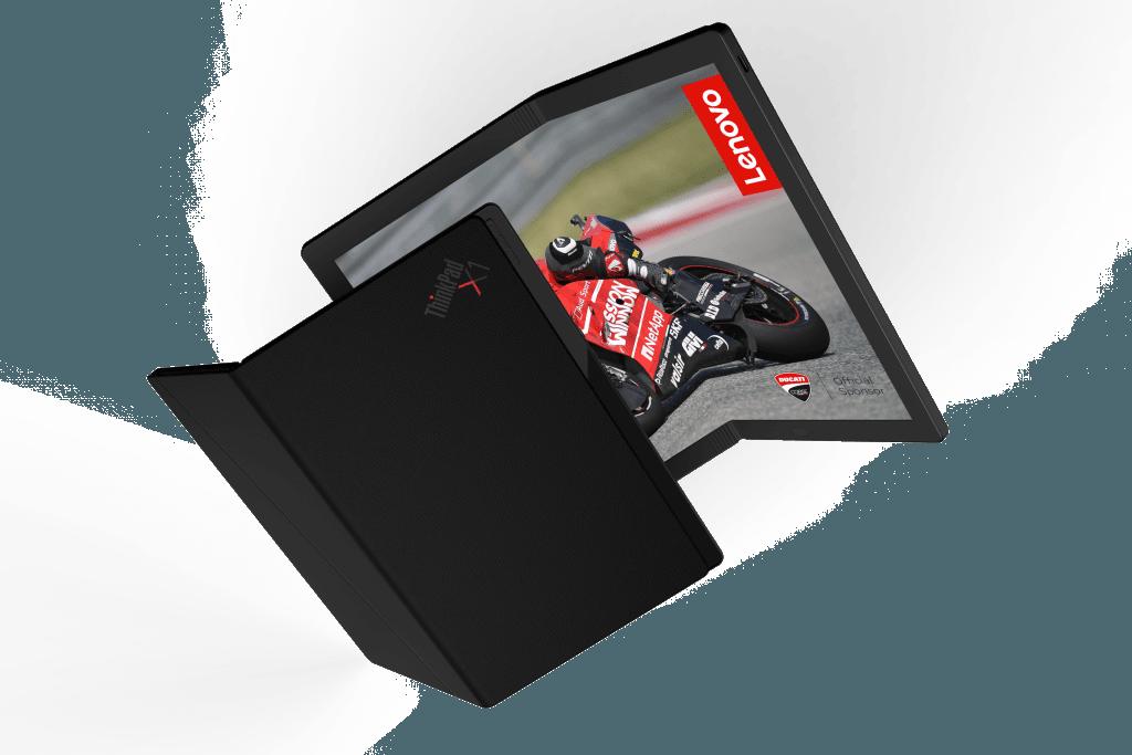 Lenovo przedstawiło laptopa przyszłości - ze składanym ekranem 31