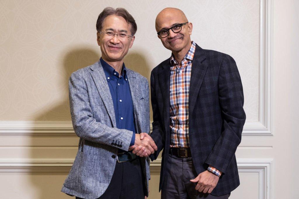 Na co dzień konkurenci, a teraz partnerzy. Sony i Microsoft będą współpracować przy streamingu gier 26