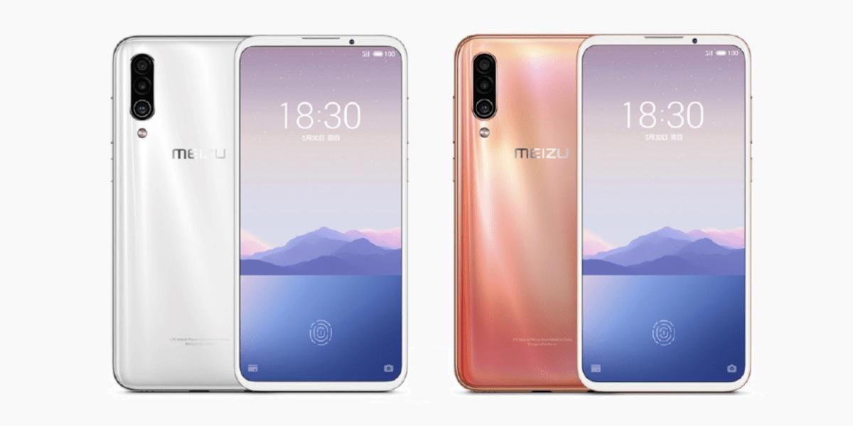 smartfon Meizu 16Xs