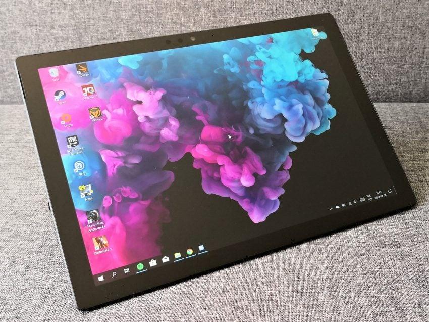 Recenzja Microsoft Surface Pro 6 - lepszy niż lepszy
