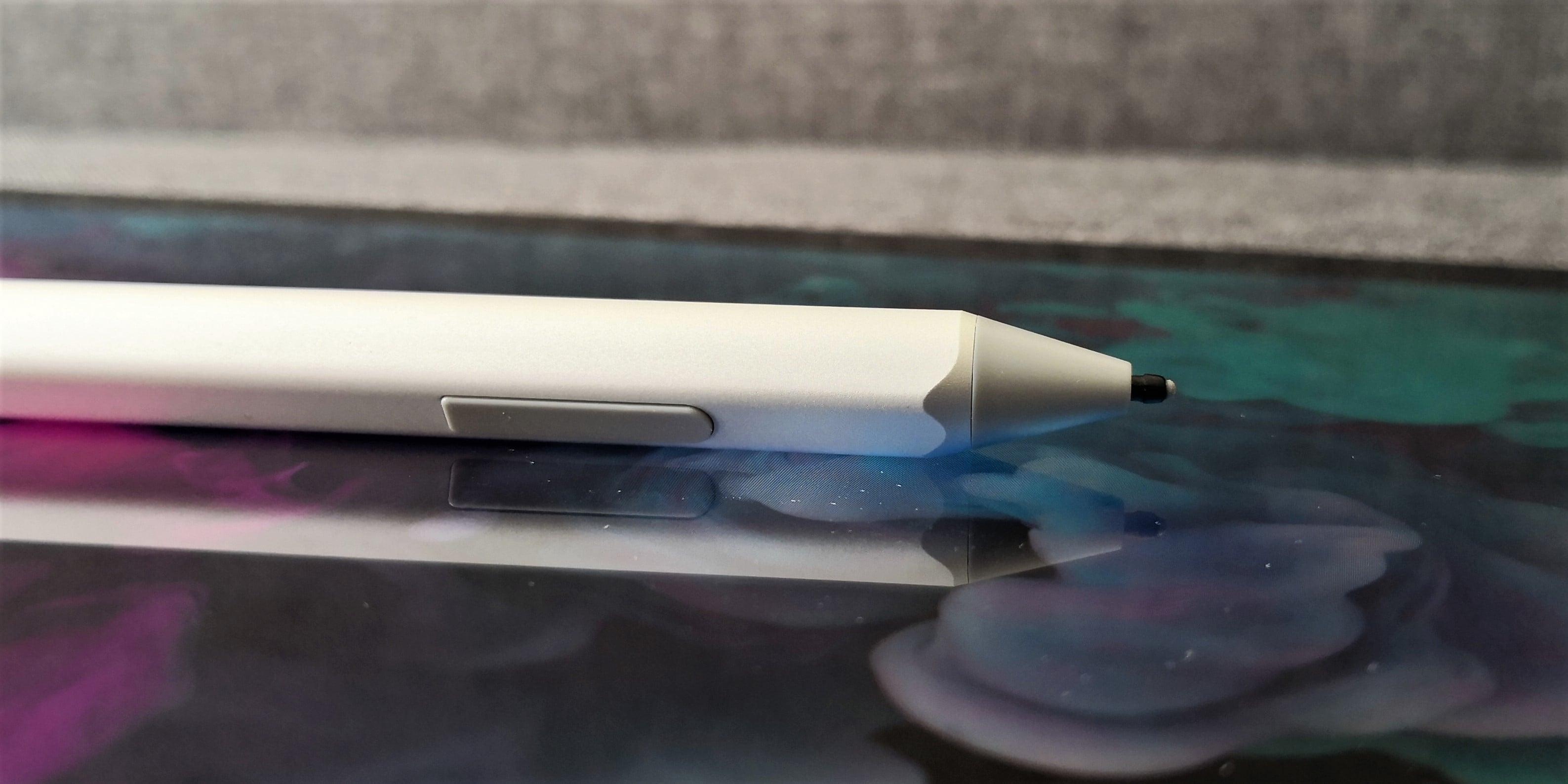 Rysik z dotykowym wyświetlaczem? Microsoft ma nowy pomysł na Surface Pen 22