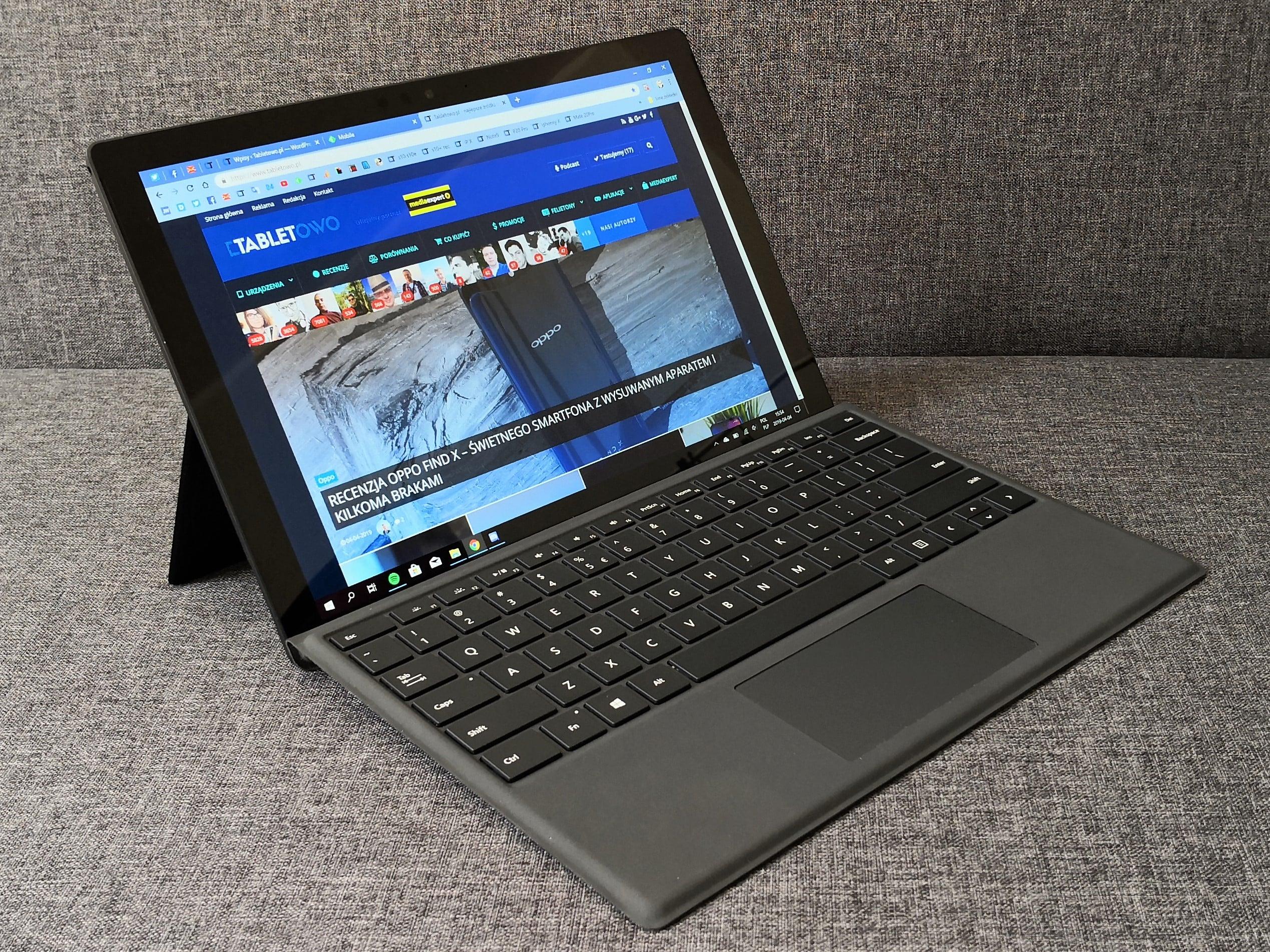 Surface Laptop 2 i Surface Pro 6 taniej na wyprzedaży w sklepie Microsoft 20
