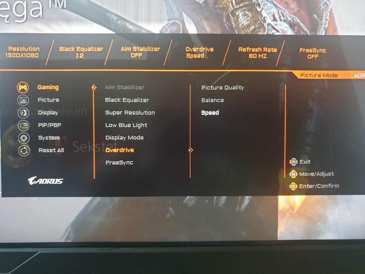 Recenzja monitora AORUS AD27QD - ekran kompletny? 29