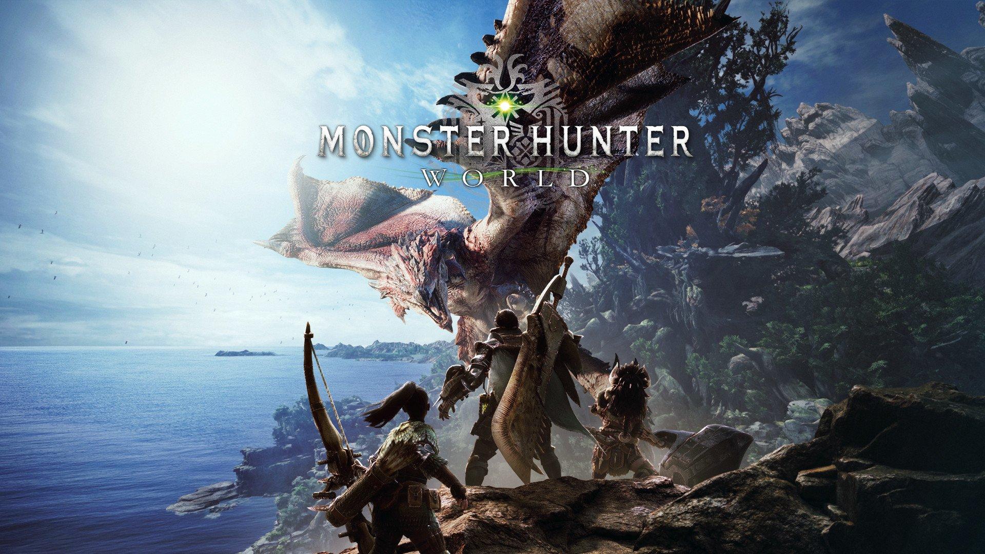 Monster Hunter: World do przetestowania za darmo do 20 maja na PS4