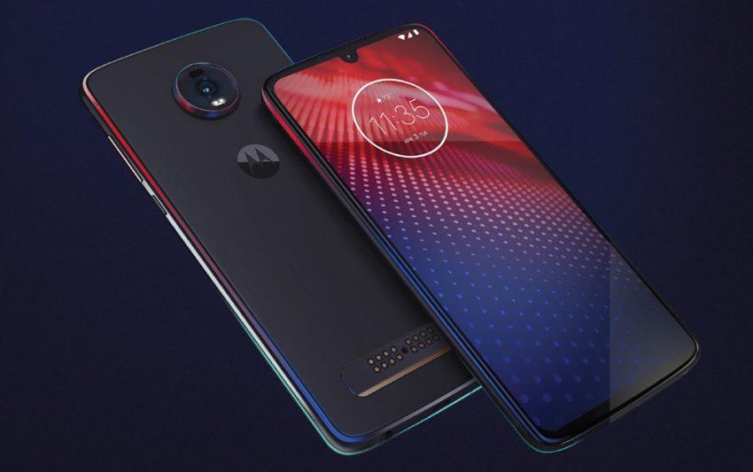 smartfon Motorola Moto Z4