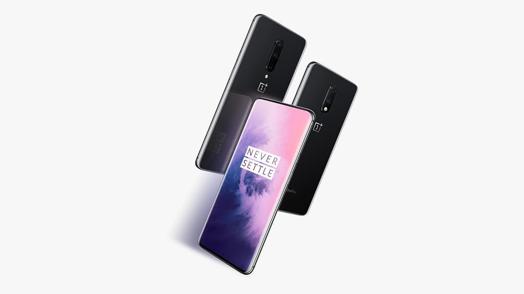 smartfony OnePlus 7 i OnePlus 7 Pro