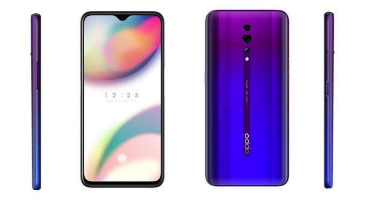 smartfon Oppo Reno Z