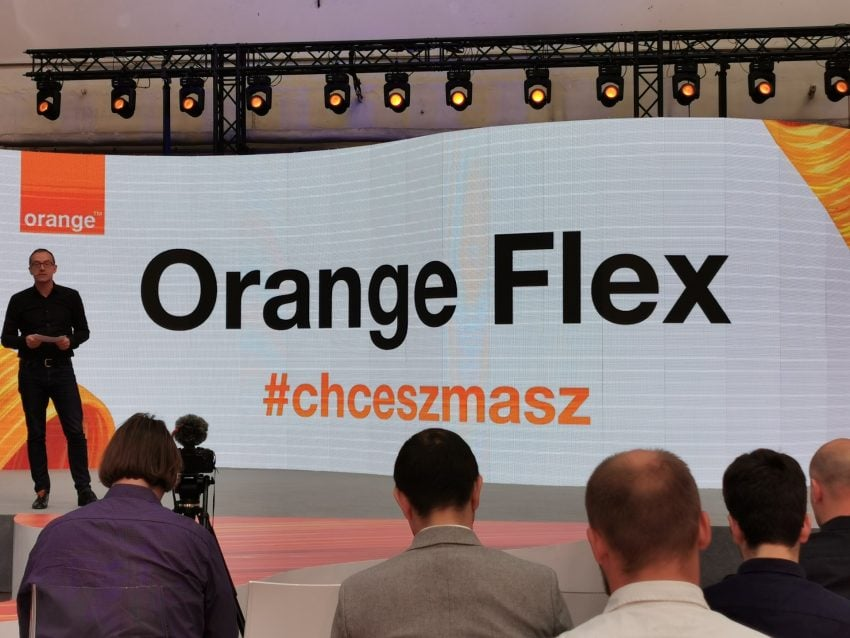 Orange Flex