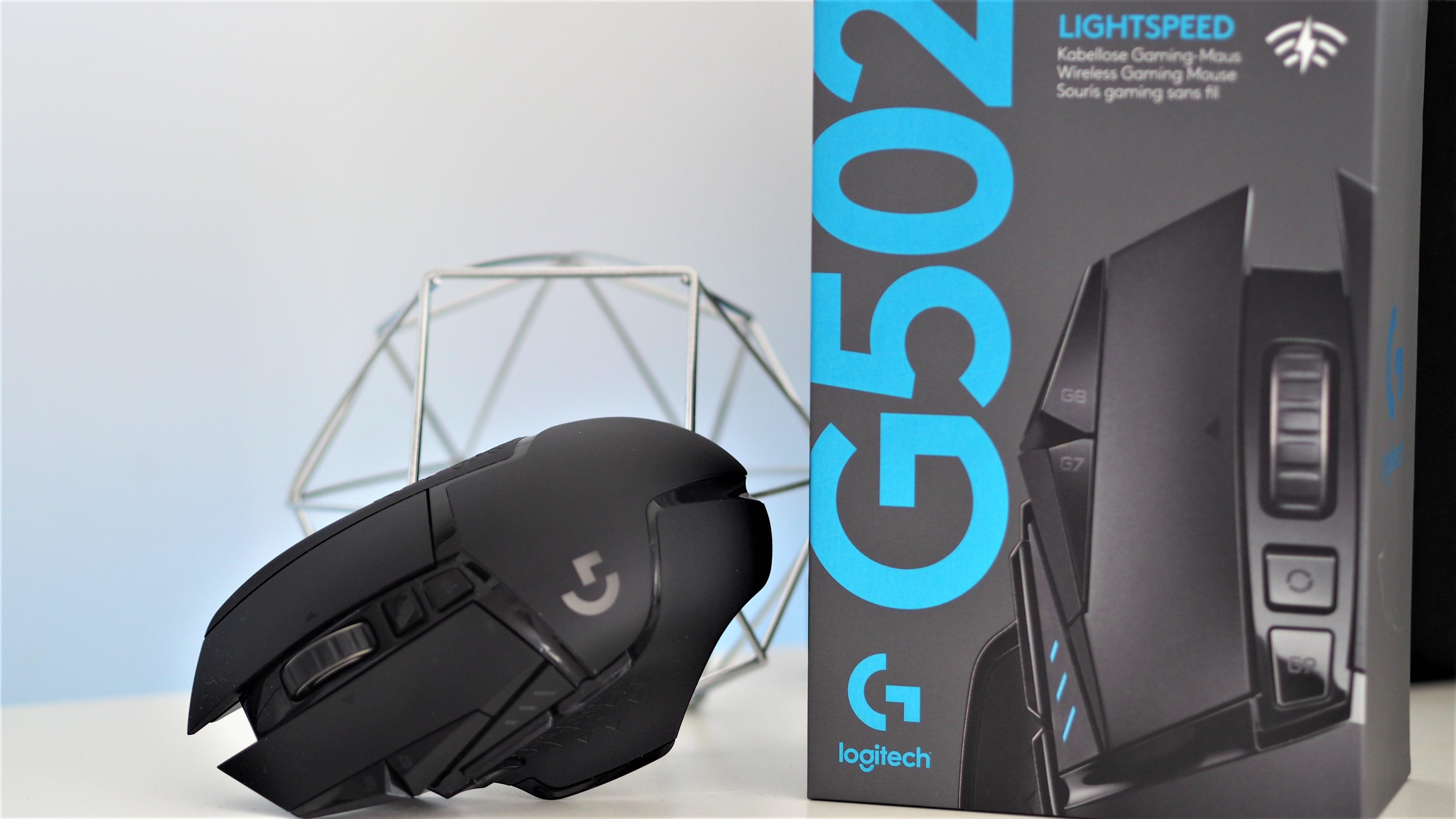 Logitech G502 Lightspeed - przesiadka na bezprzewodową mysz może być niemal bezbolesna (recenzja) 21