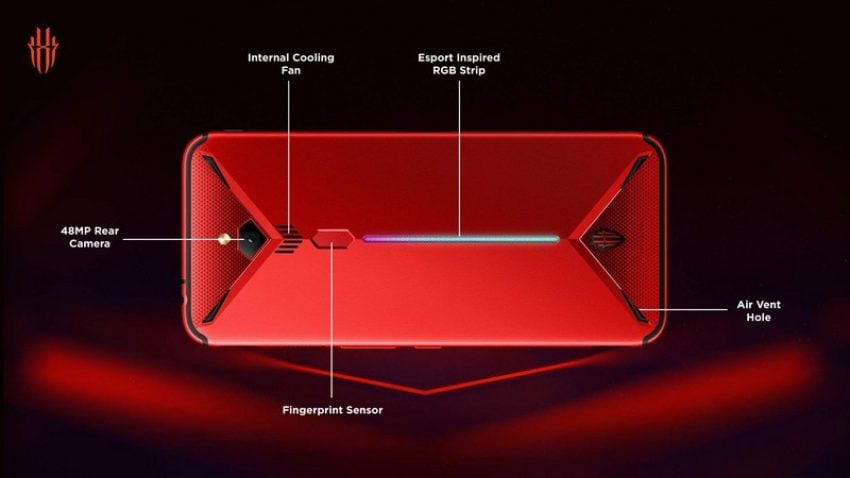 Europejska cena Nubii Red Magic 3 z ekranem AMOLED 90 Hz jest naprawdę zachęcająca 23