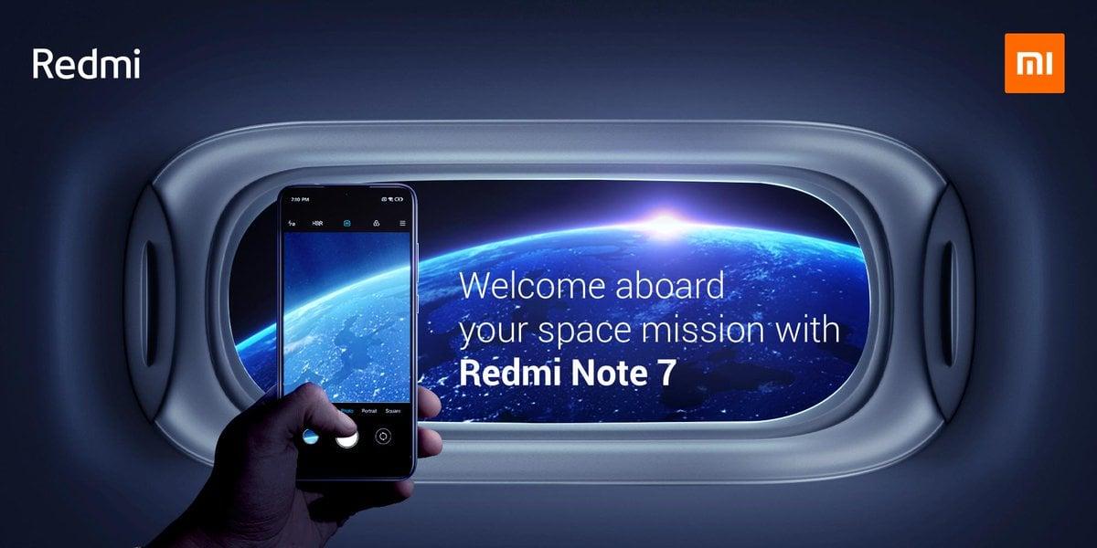 Xiaomi wysłało w kosmos Redmi Note 7. Misja zakończyła się powodzeniem 23