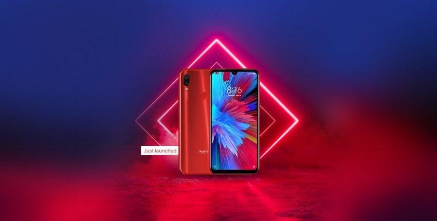 smartfon Redmi Note 7S