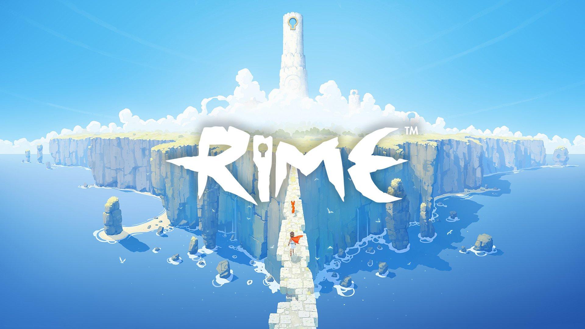 Kolorowa przygodówka Rime za darmo w Epic Game Store