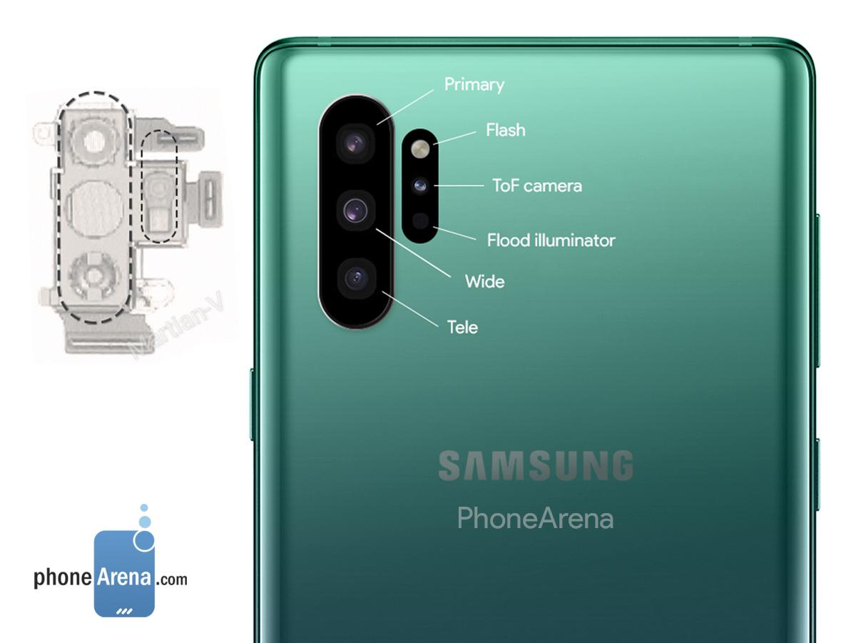 Takiego aparatu jak w Galaxy Note 10 we flagowcu Samsunga jeszcze nie było 21