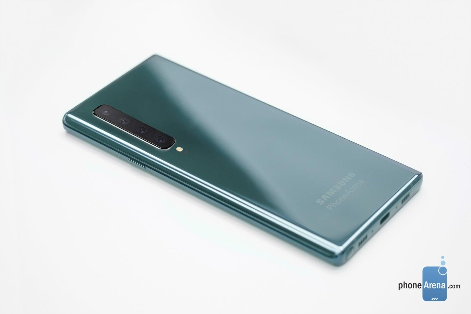 Takiego aparatu jak w Galaxy Note 10 we flagowcu Samsunga jeszcze nie było 20
