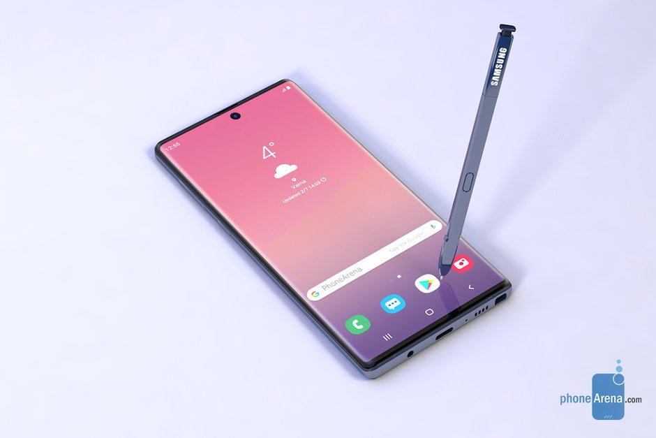 Czekacie na Galaxy Note 10? Mamy świeże informacje na jego temat