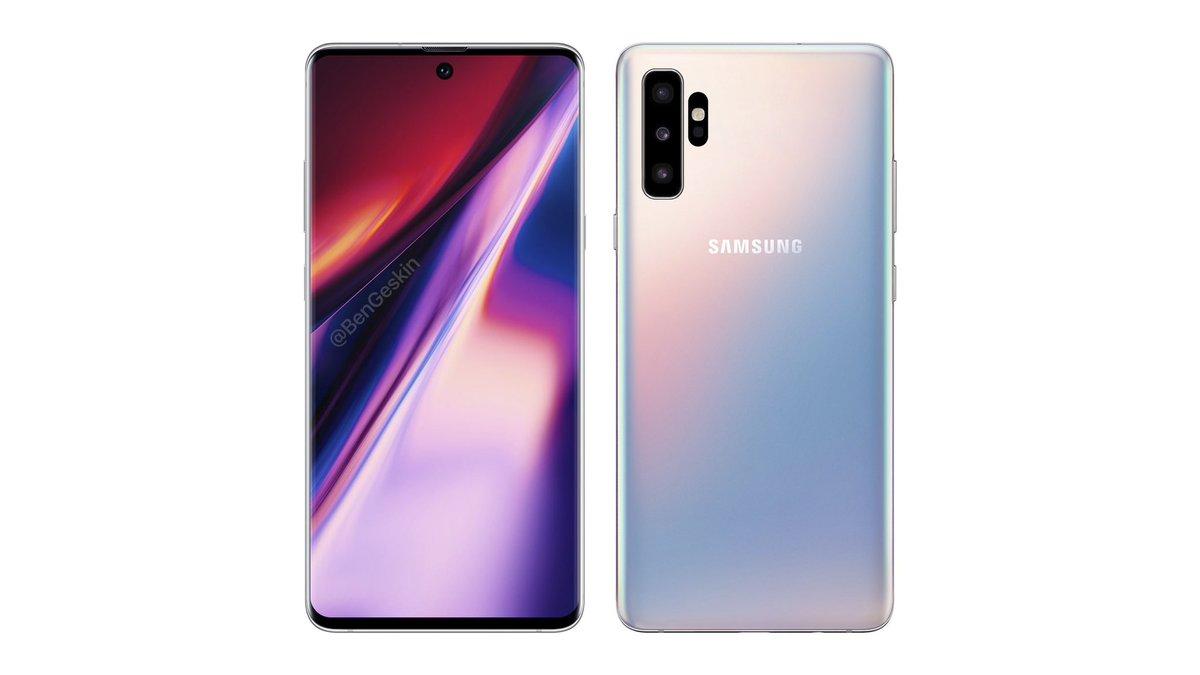 smartfon Samsung Galaxy Note 10