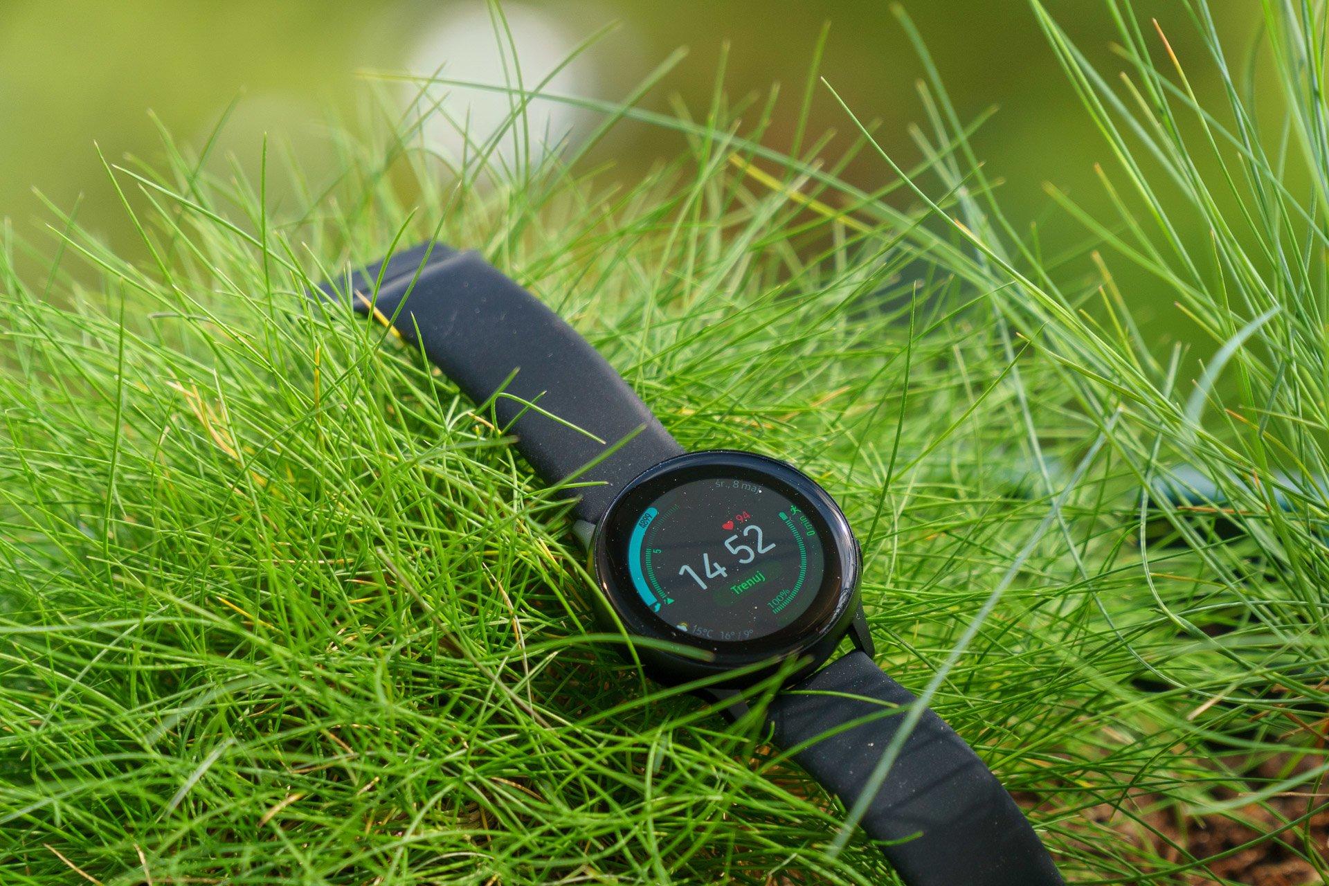 Samsung Galaxy Watch Active 2 zachowa główne cechy poprzednika 20