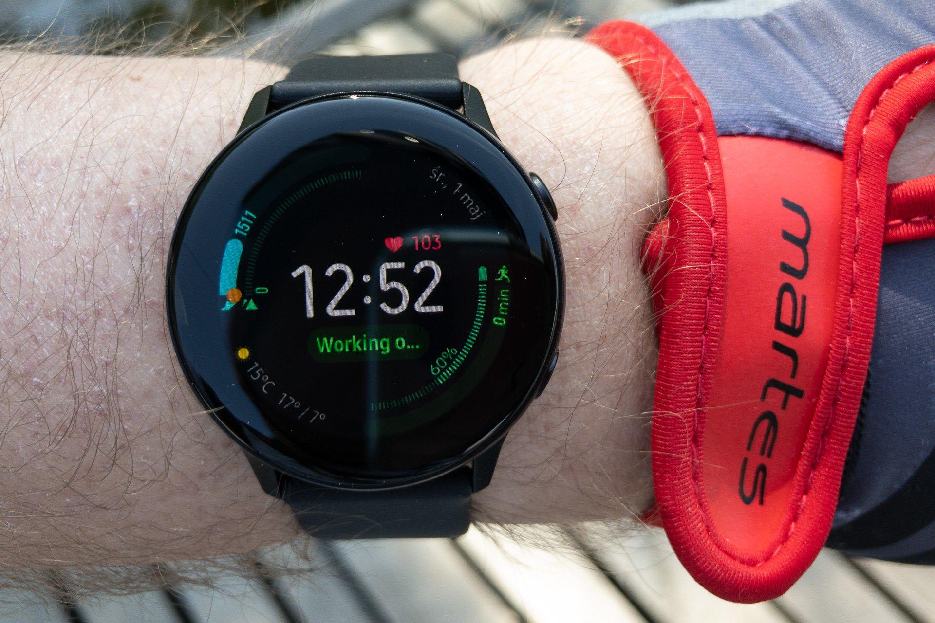 Koniec wymówek! Samsung Galaxy Watch Active ze słuchawkami gratis