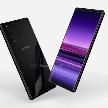 Tak ma wyglądać Sony Xperia 2