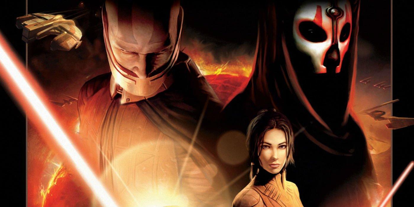 Jest szansa, że powstanie film na podstawie kultowej gry Star Wars: Knights of the Old Republic 18