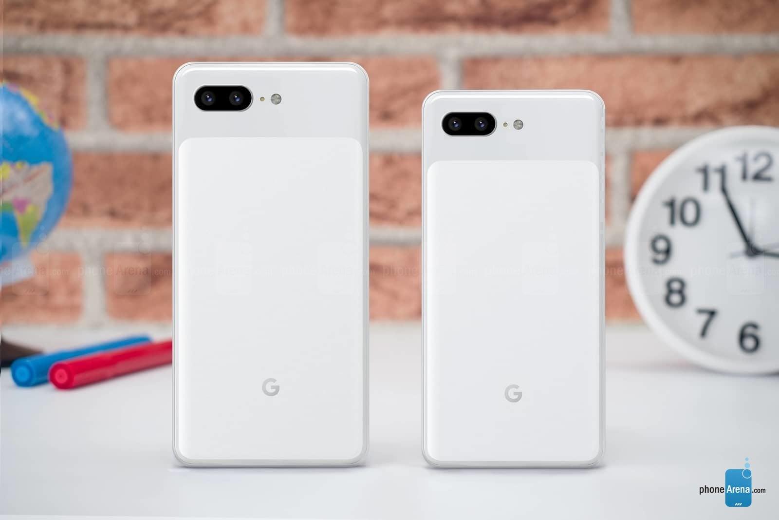 Google Pixel 4 będzie w 100% dotykowy