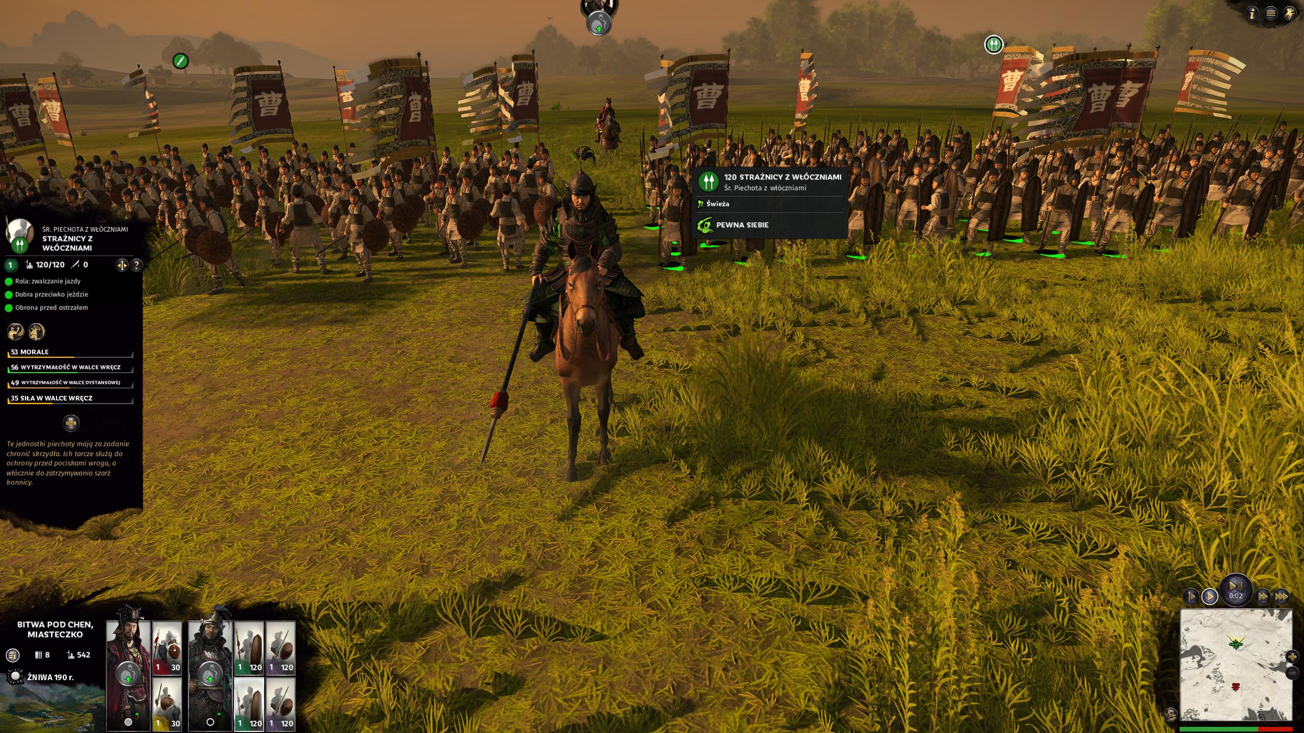 Total War: Three Kingdoms, czyli klasyczny Total War podany po chińsku (recenzja) 27