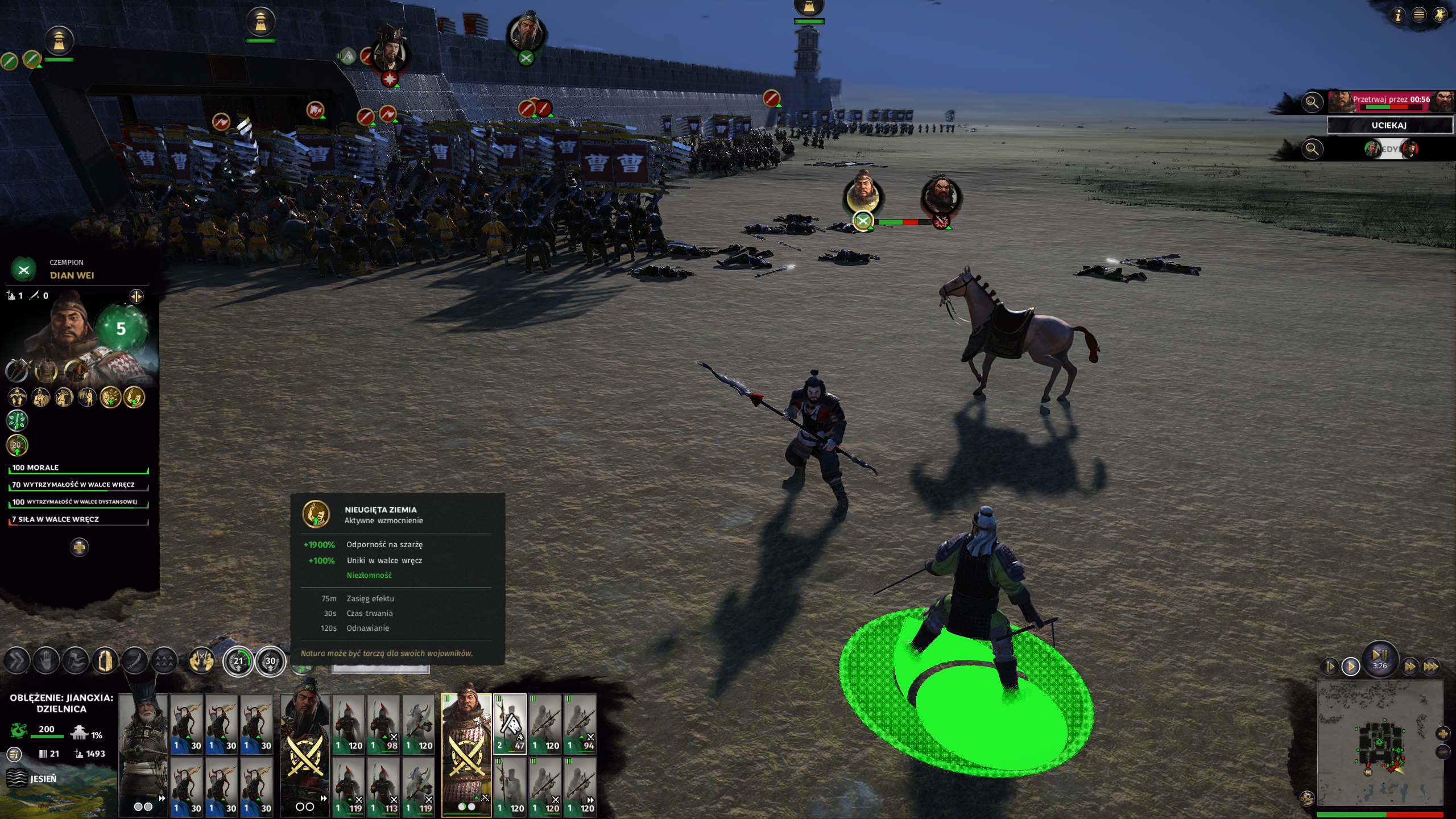 Total War: Three Kingdoms, czyli klasyczny Total War podany po chińsku (recenzja) 23