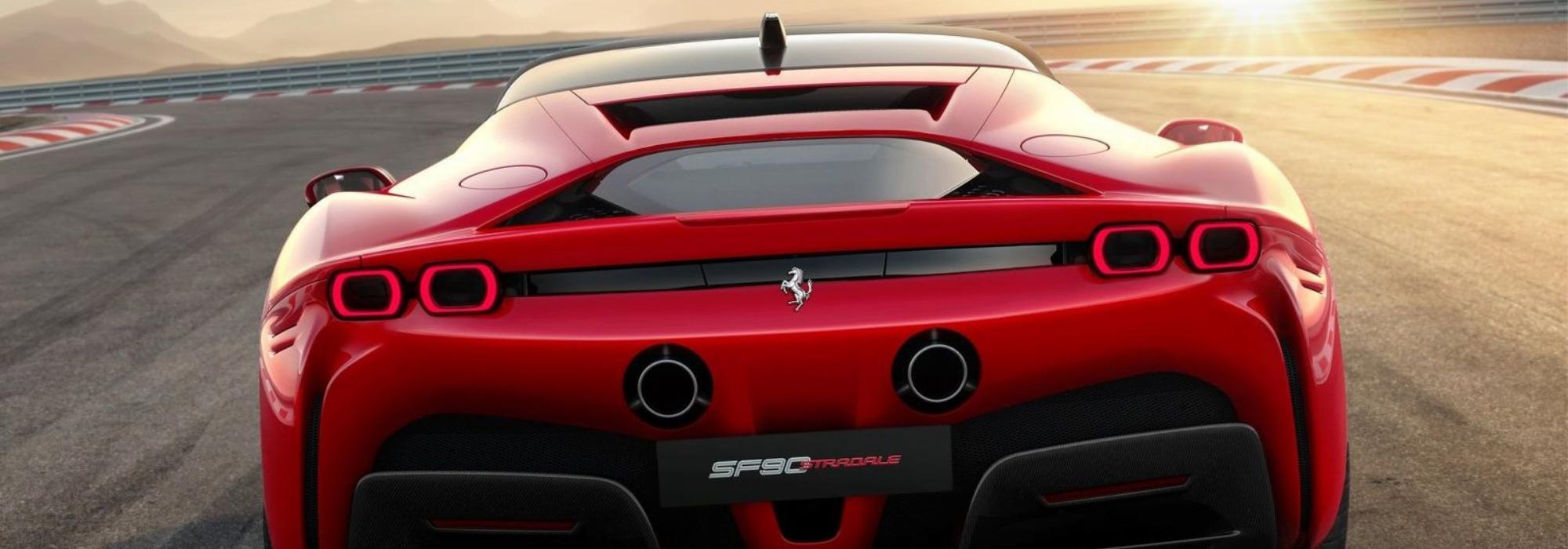 Ferrari i 2,5 sekundy do setki – oto nowa hybryda koncernu