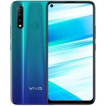 Oto pierwszy smartfon Vivo z otworem w ekranie - Vivo Z5x