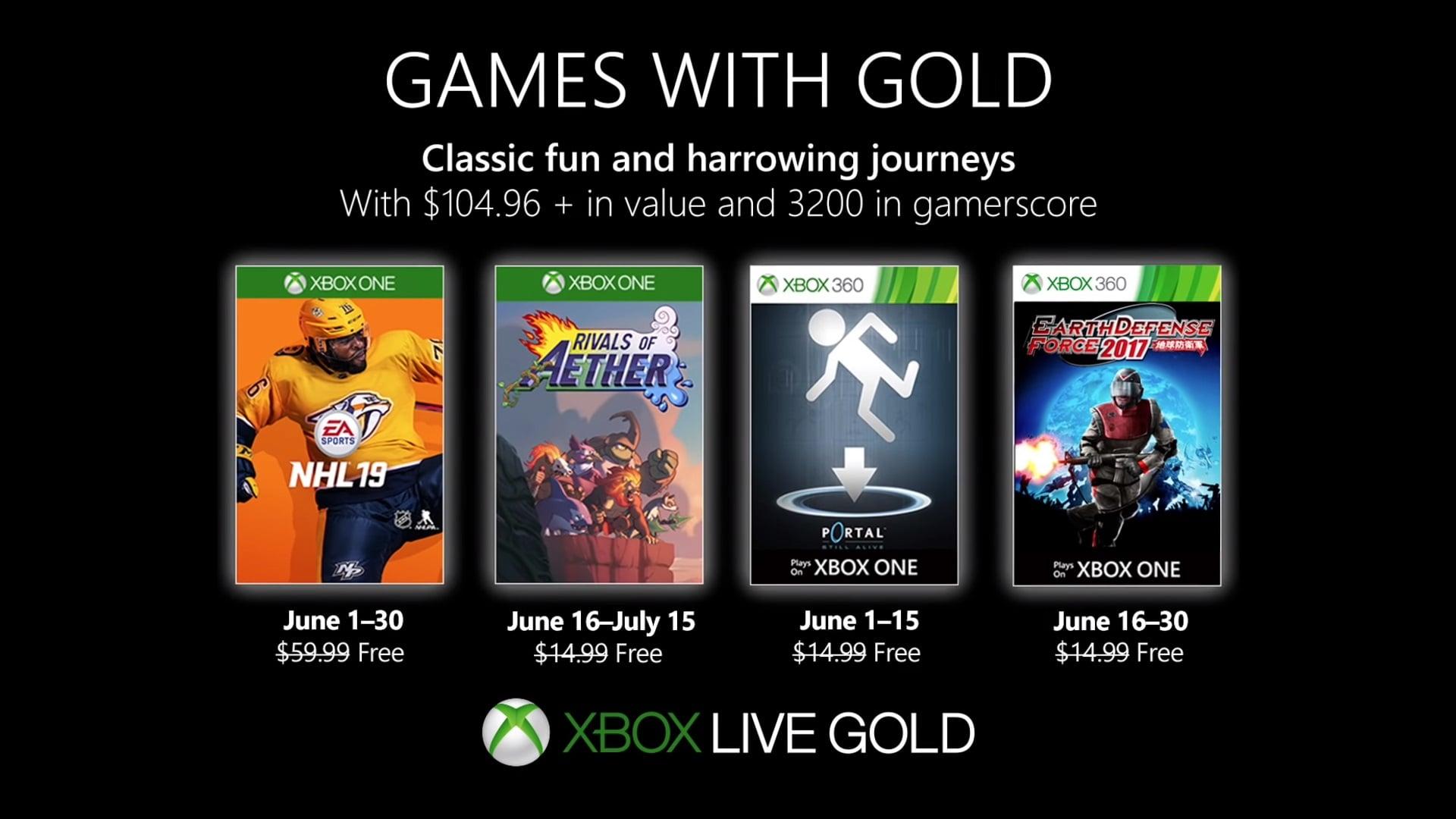 """Oto czerwcowa oferta Games with Gold i darmowe """"Obduction"""" na GOG-u 18"""