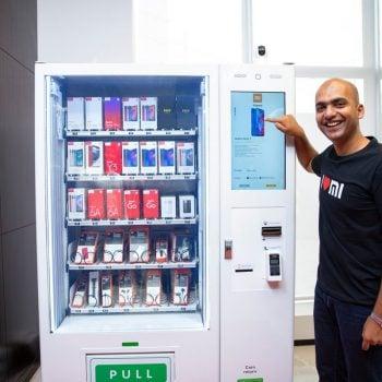 W Indiach stanął samoobsługowy kiosk z urządzeniami Xiaomi